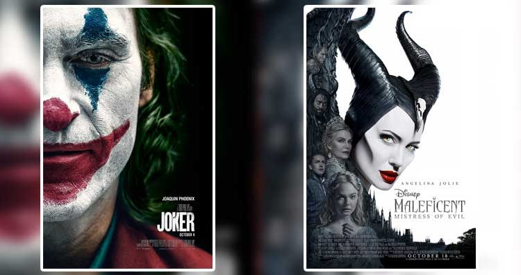 Box Office Maleficent Mistress Of Evil Vs Joker