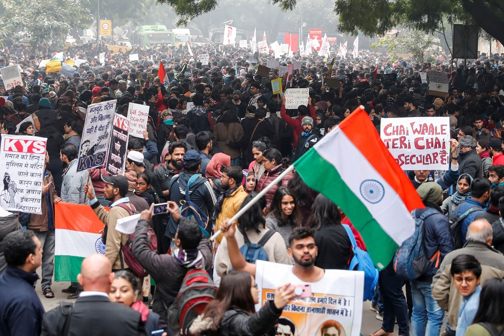 Image result for Death toll in India's citizenship law protests hits 23