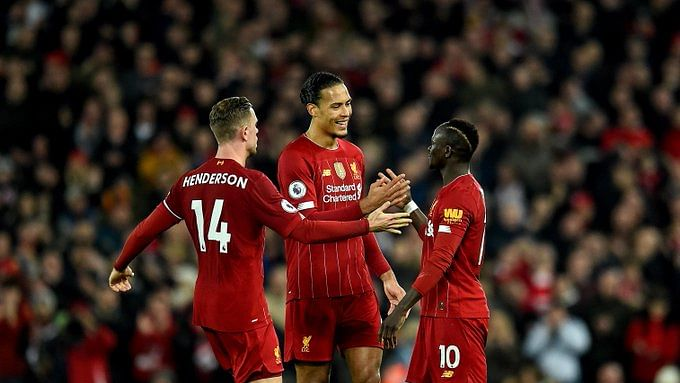 Liverpool Ride Their Luck To Beat Wolves, Chelsea Comeback