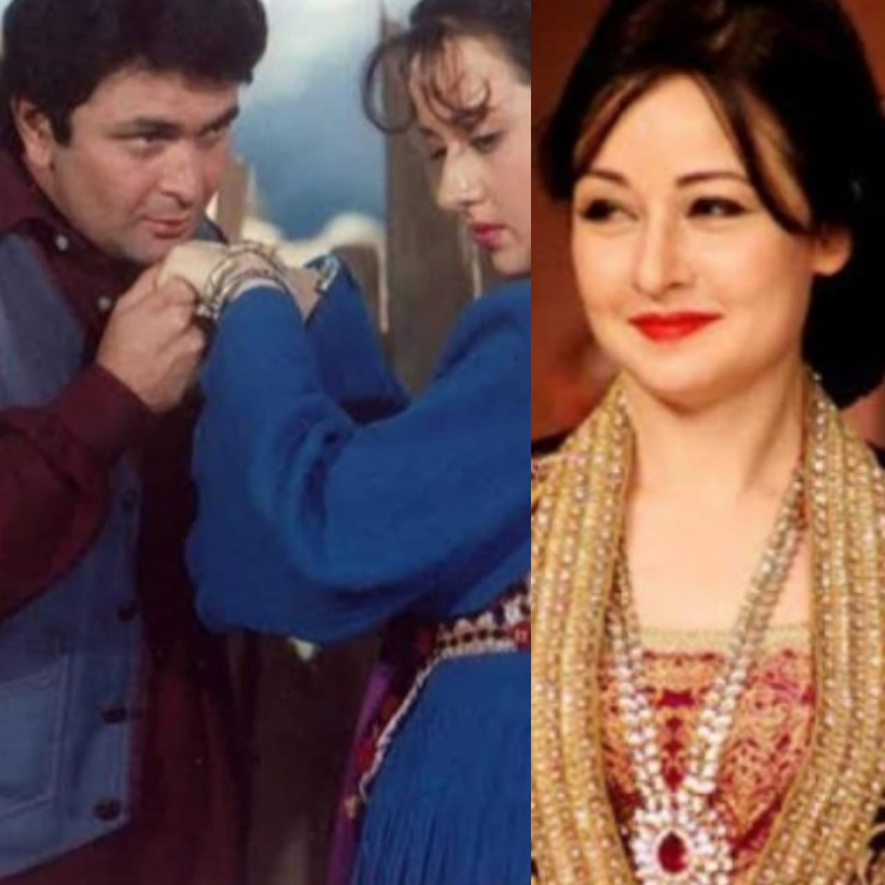 Zeba Bakhtiar shares emotional message on Rishi Kapoor's death ...