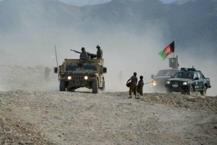 Afghan Taliban control almost half of all district centers: US General