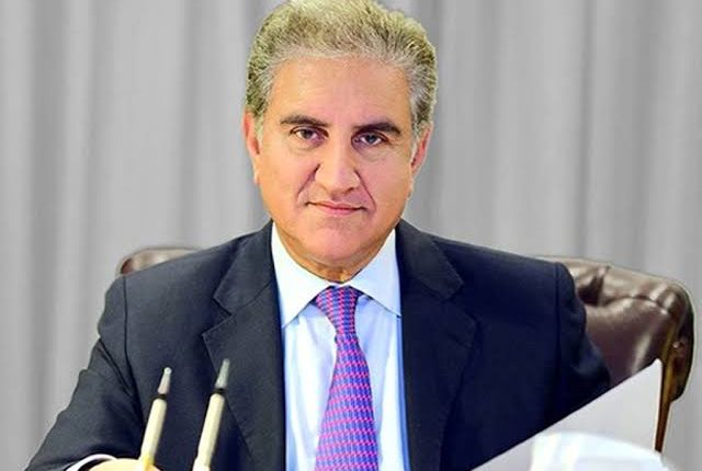 FM Qureshi attends Virtual Commonwealth Foreign Affairs Ministers Meeting (CFAMM) 2020