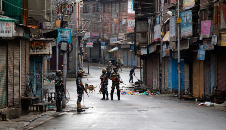 Non-Kashmiris allowed to buy land in occupied Kashmir