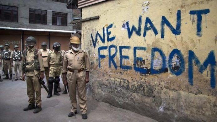Independent watchdog tells India to free detained journalists in IIOJK