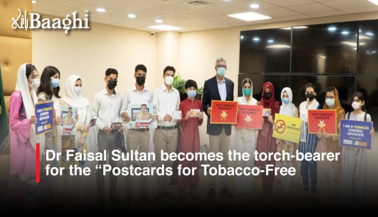Dr. Fasial Sultan postcards #Baaghi