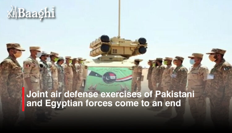 Pakistan Egyption Forces # Baaghi