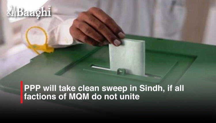 PPP clean sweep #Baaghi