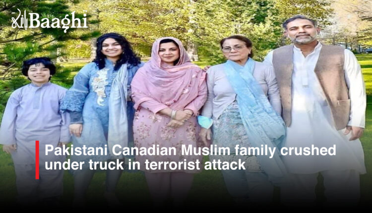 Canadian family #Baaghi