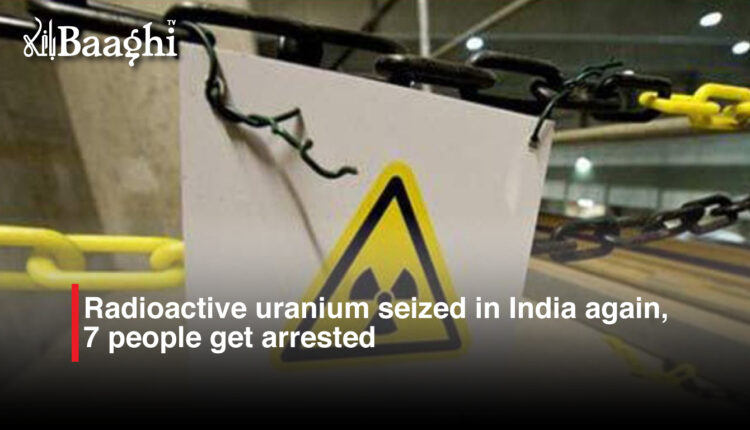 7 People Arrested #Baaghi