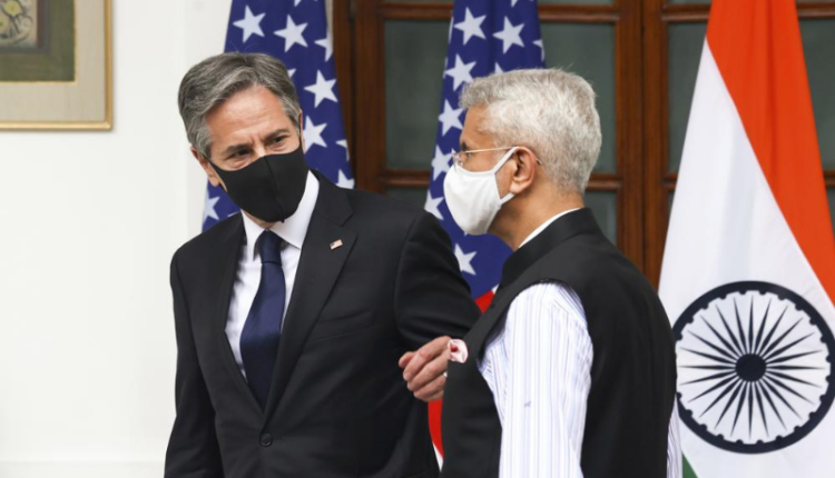 US and India Agree to Expand Bilateral Security Ties