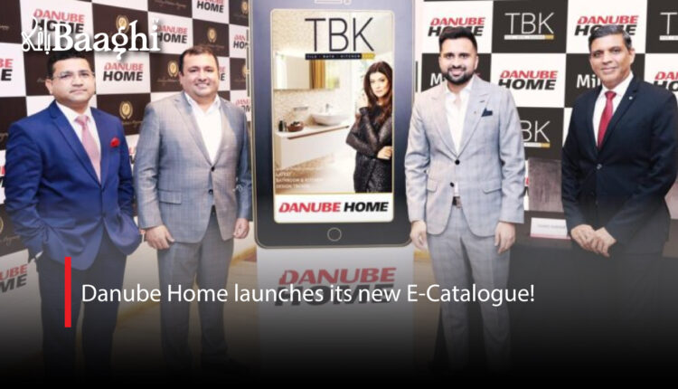 Danube Home launches its new E-Catalogue! #Baaghi