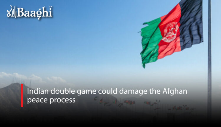 Indian-double-game-could-damage-the-Afghan-peace-process #Baaghi