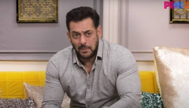 Salman responds angrily in a video