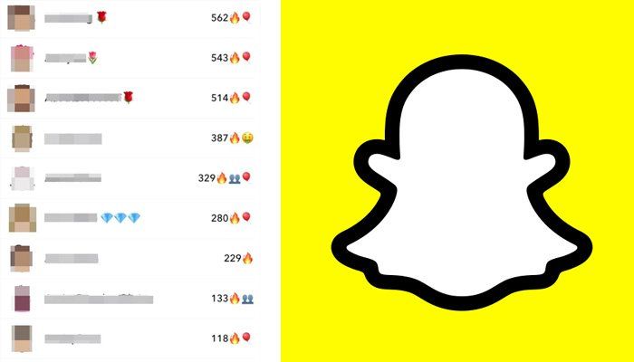 How can I get my SnapChat'streaks' back?
