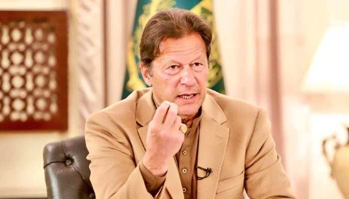Taliban can be US partner for peace: PM Khan