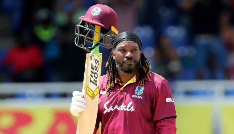 Chris Gayle shows support for PK after NZ team departure
