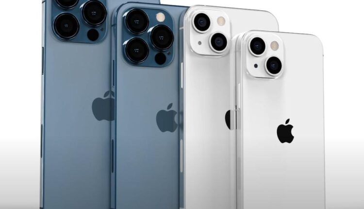 Apple to slash iPhone 13 production on chip shortages