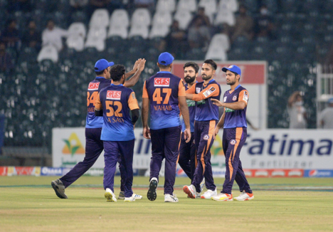 Central Punjab win thriller to cement their place in semi-final